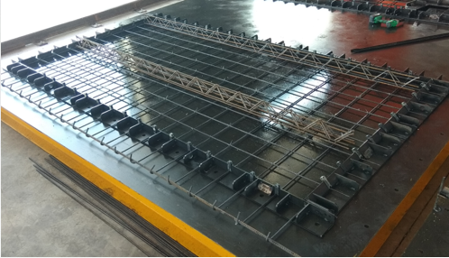 Laminated board mould